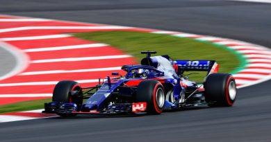 F1: Gasly admite querer correr pela Red Bull