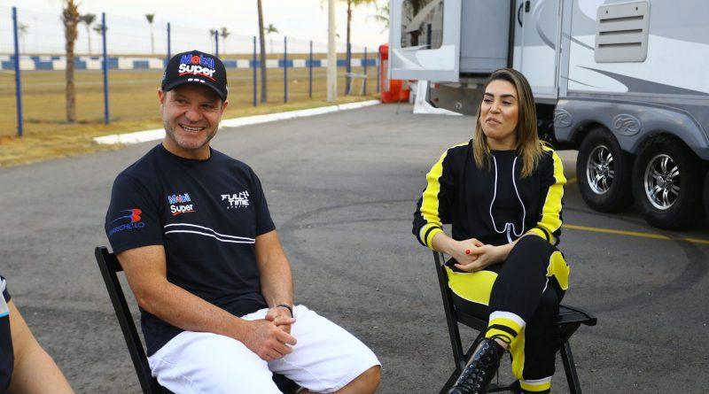 Stock Car: Rubens Barrichello desembarca em Goiânia para a Corrida do Milhão