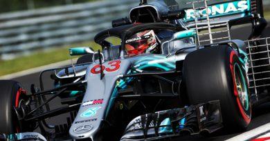 F1: George Russell faz o melhor tempo na Hungria