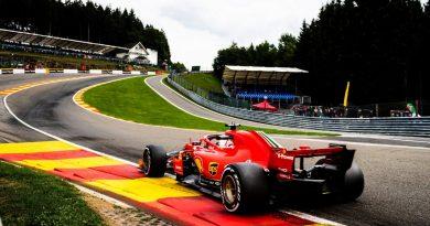 F1: Sebastian Vettel vence GP da Bélgica