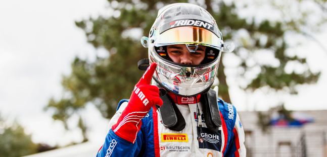 GP3 Series: David Beckmann e Nikita Mazepin vencem na Bélgica