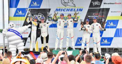 IMSA Weather Tech SportsCar Championship: Alexander Sims e Connor De Philippi vencem no Virginia International Raceway