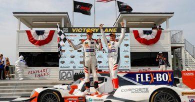 IMSA Weather Tech SportsCar Championship: Jon Bennett/Colin Braun vencem em Road America