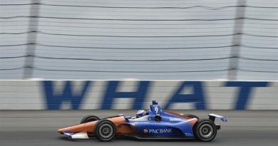 IndyCar: Chuva cancela treino classificatório em Gateway. E classificação do campeonato define grid