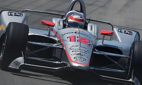 IndyCar: Will Power marca a pole para GP de Pocono