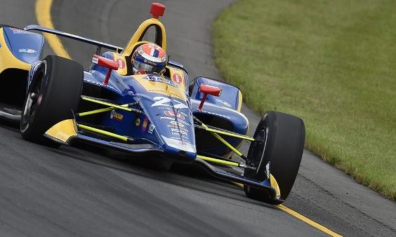 IndyCar: Alexander Rossi vence GP de Pocono