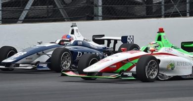 Indy Lights: Ryan Norman vence em Gateway