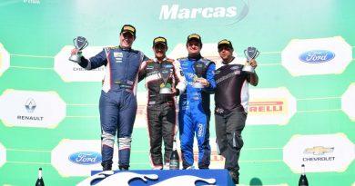 Campeonato Brasileiro de Marcas: Bonilha larga dos boxes para vencer em Goiânia
