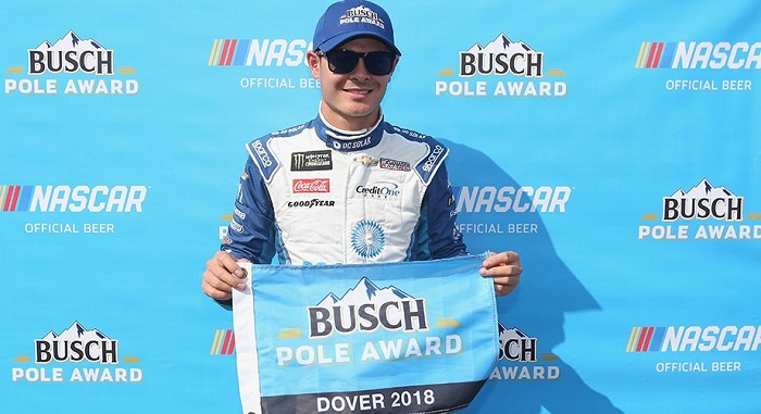 NASCAR Monster Energy Cup Series: Kyle Larson marca a pole-position em Bristol