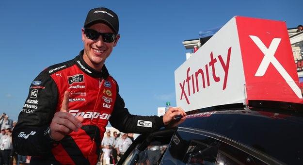 NASCAR XFINITY Series: Joey Logano vence em Watkins Glen