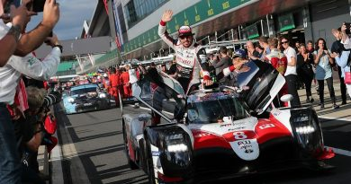 WEC: Fernando Alonso /Kazuki Nakajima/Sébastien Buemi vencem a terceira prova consecutiva