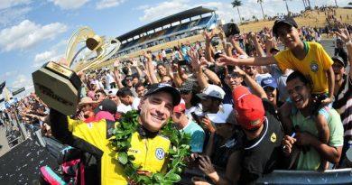 Copa Truck: Diante de 36 mil pessoas, Giaffone é campeão da Copa Centro-Oeste