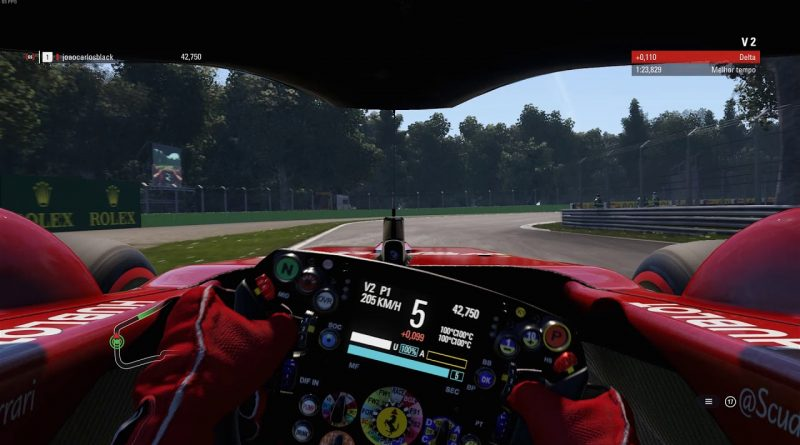F1: Confira uma volta virtual em Monza