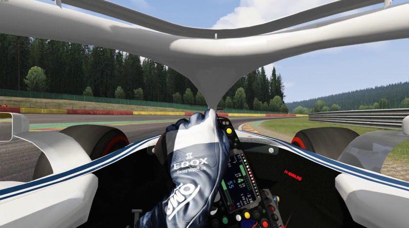 F1: Confira uma volta virtual em Spa-Francorchamps