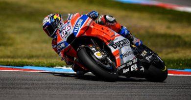 MotoGP: Andrea Dovizioso vence em Brno