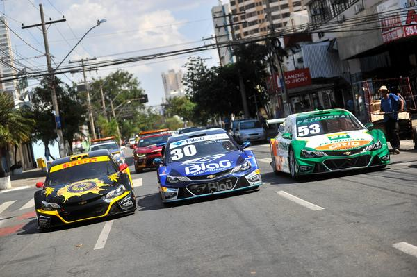 Stock Car: Categoria invade as ruas de Goiânia