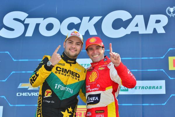 Stock Car: Felipe Fraga e Ricardo Zonta vencem em Campo Grande