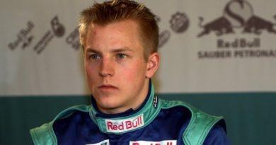 F1: Sauber confirma retorno de Kimi Raikkonen para 2019 e 2020