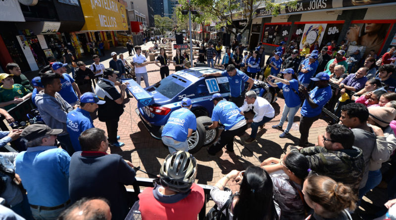 Stock Car: Mogi Guaçu recebe ação Mecânico Por Um dia