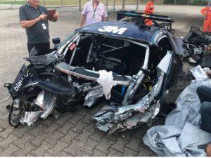 International GT Open: Informações oficiais do estado de saúde do piloto Alan Hellmeister