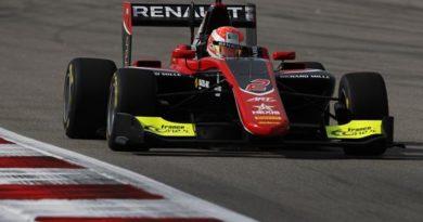 GP3: Anthoine Hubert marca o melhor tempo no Treino Livre para o GP da Rússia