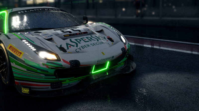 Jogos: Assetto Corsa Competizione já esta disponível