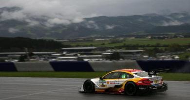 DTM: Após boa largada, Augusto Farfus fecha corrida 1 na Áustria em 9º lugar