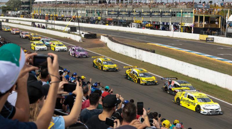 Stock Car retorna a Londrina com ingressos a partir de R$ 25