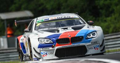 Marcio Basso se une a Guilherme Salas na disputa da etapa de Monza da GT Open