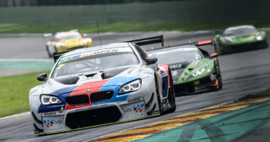 Guilherme Salas estreia no International GT Open neste final de semana