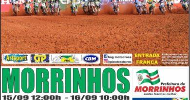 Goiano e Brasileiro de Motocross serão disputados em conjunto