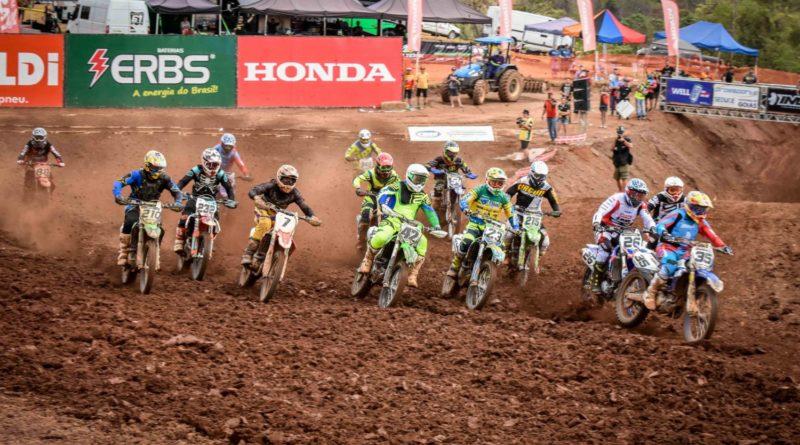 Segunda Etapa do Campeonato Goiano de Motocross foi sucesso total