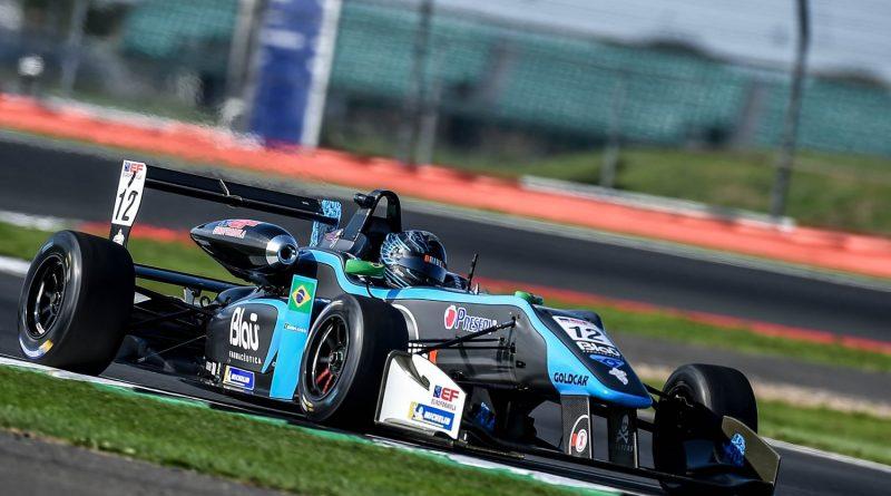Christian Hahn lamenta problemas na etapa de Silverstone da Euroformula