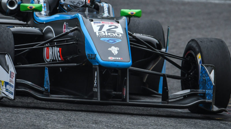 Euroformula: Christian Hahn mira pontos em Monza para voltar ao grupo dos dez primeiros colocados