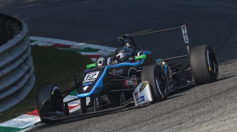 Euroformula: Christian Hahn volta a subir na tabela de classificação do campeonato