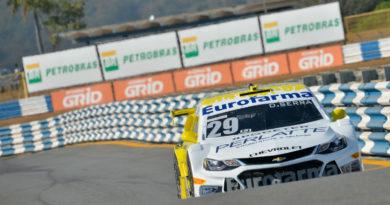 Mogi Guaçu testemunha disputa intensa pela liderança da Stock Car