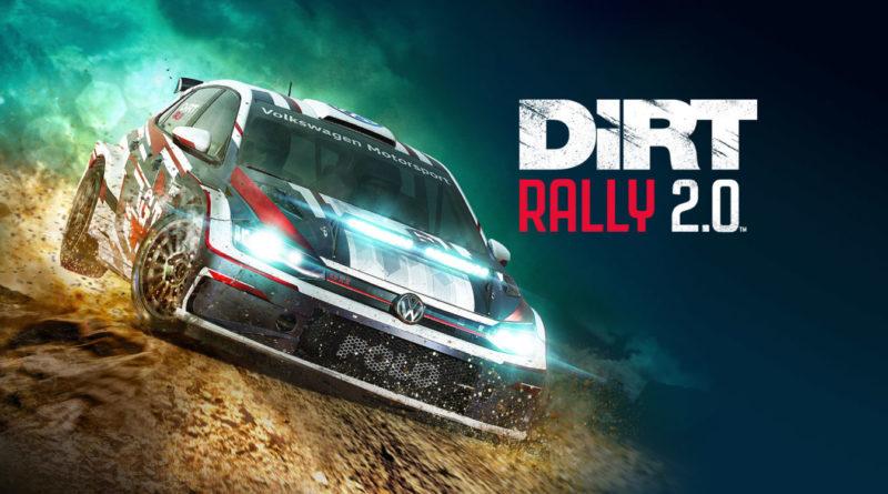 Jogos: Dirt Rally 2.0 é anunciado pela Codemasters