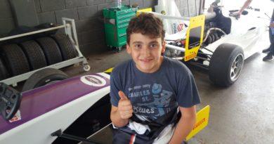 Enrico de Lucca ganha teste na Fórmula Academy Sudamericana