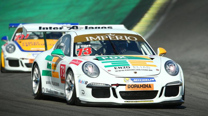 Porsche Cup: Enzo Elias confiante para lutar por bons resultados no Velo Città