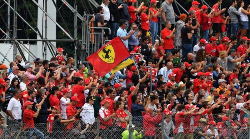 F1: Luca di Montezemolo critica torcedores da da Ferrari