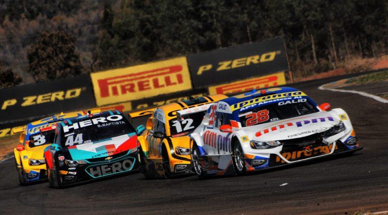 Stock Car: Em Cascavel, Cavaleiro Sports busca ascensão no campeonato