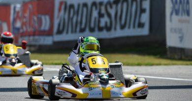 Kart: Gui Figueiredo chega confiante para decisão do Troféu Academy da FIA na Bélgica