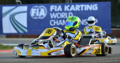 Kart: Na Bélgica, Gui Figueiredo vence novamente e termina no top-3 do Troféu Academy da FIA
