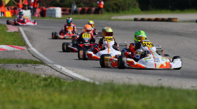 Guilherme Figueiredo disputa Campeonato Mundial de Kart na Suécia