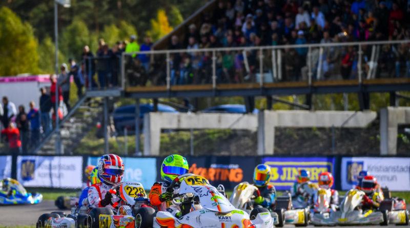 Kart: Com pole position parcial e uma vitória, Gui Figueiredo se destaca e beira Top-10 no Mundial