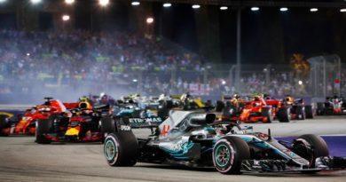 Fórmula 1 abre portas para casas de apostas