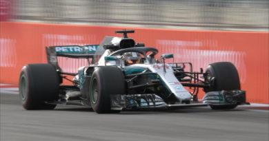 F1: Hamilton marca o melhor tempo no 2º Treino Livre na Rússia