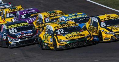 Stock Car: Etapa de Tarumã transferida para Londrina