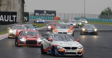 Luiz Otávio Floss no Circuito Hungaroring