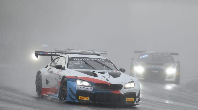 Blancpain GT: Em etapa com clima instável, Lukas Moraes tem fim de semana difícil em Hungaroring